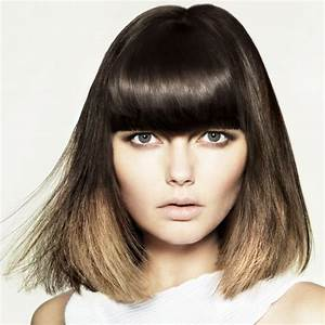 Fringe Hairstyles Woman And Home