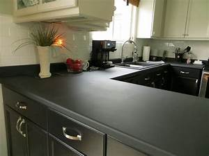 Paint Your Kitchen Countertops – With Chalkboard Paint