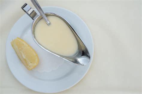 cuisine sauce blanche recette sauce blanche pour poissons au court bouillon