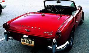 1965 Triumph Spitfire - Information And Photos