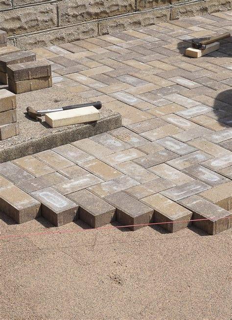 best 25 pavers patio ideas on