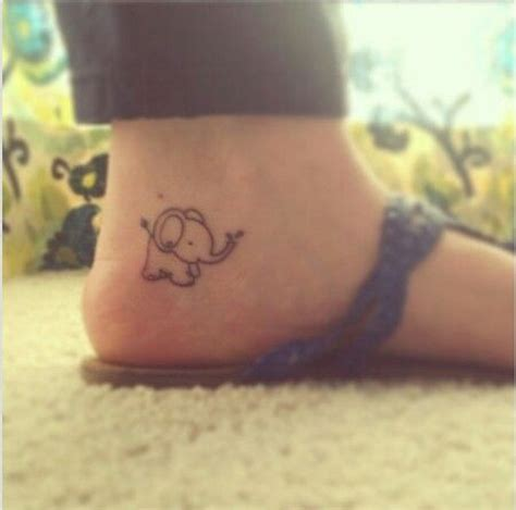 baby elephant tattoo tattoos pinterest  mom mom