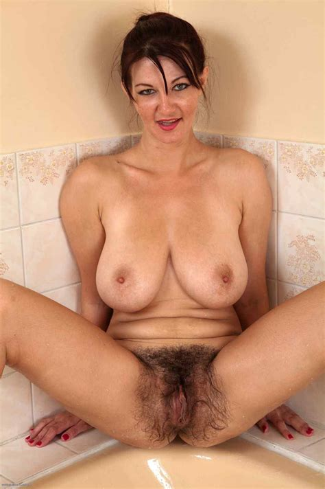 4  In Gallery Mix Hairy Mature Cunt Picture 4