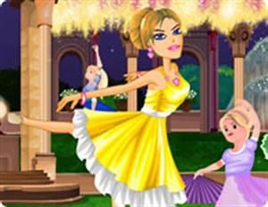 Dancing Barbie - Girl Games