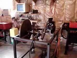 Small Engine Dyno In Action