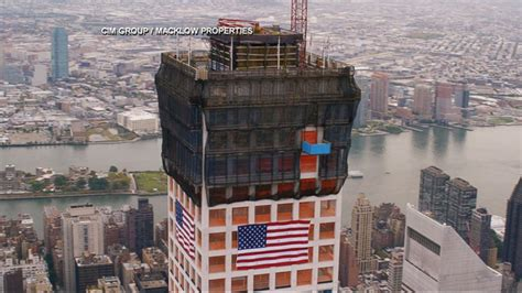 Nyc Skyline Changes With Its Tallest Residential Building