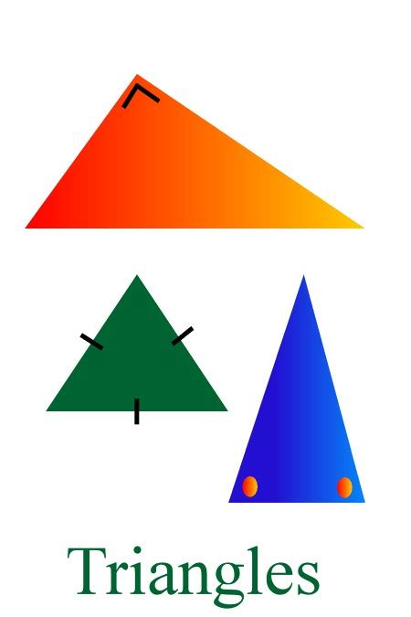 triangle worksheet  elementary grade levels