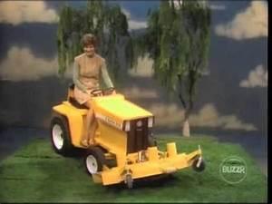 Ge Elec-trak E12s Tractor On Let U0026 39 S Make A Deal  1971