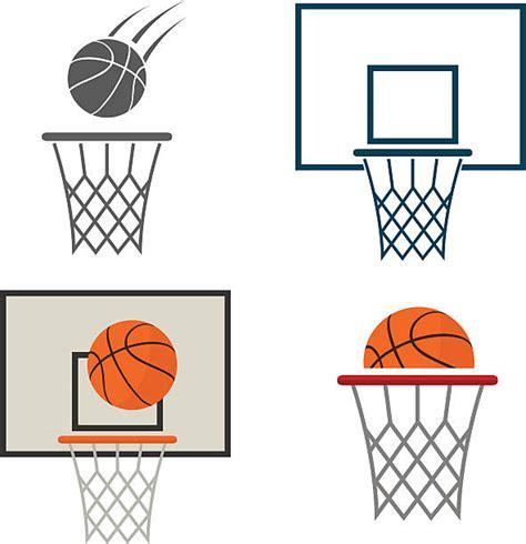 basketball net clipart basketball hoop clip vector images illustrations