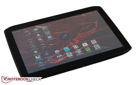 review motorola xoom  mz tabletmid notebookcheck