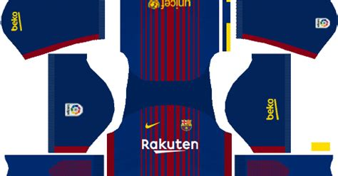 barcelona nike kits 2017 2018 league soccer 2017 and fts15 ihackshyz dls kits more