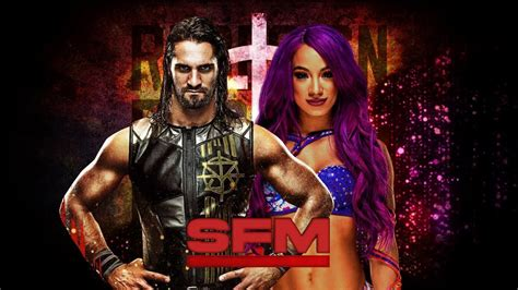 "She has one physically disabled brother and a sister. WWE Mashup: Seth Rollins and Sasha Banks - ""Sky's Reclaiming"" - YouTube"
