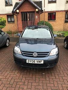 Volkswagen Golf Plus 1 6 Fsi 2006 6 Speed P  X Welcome Swap Available