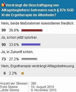 87b Sgb Xi Abrechnung : umfrage wer f rchtet sich vor alltagsbegleitern ~ Themetempest.com Abrechnung