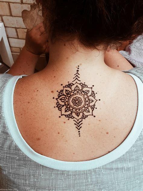 henna einfache diy designs zum selbermachen