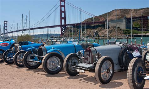 American Bugatti Club Gives 'saratoga Living' A Taste Of
