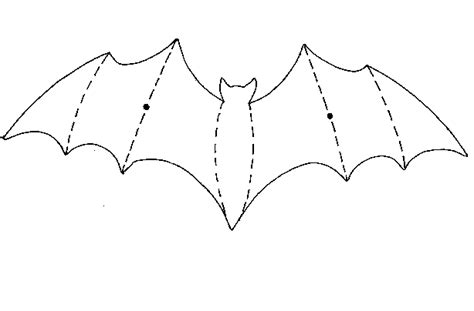 bats template how to make a bat mobile goodtoknow