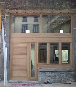 manaranche menuiserie exterieure With porte d entrée pvc avec revetements muraux pvc salle de bain