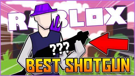 shotgun  roblox strucid youtube