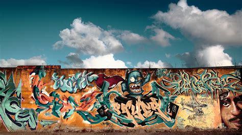 Wallpaper Graffiti Wall Hd