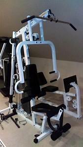 Best Tuff Stuff Muscle Iv Home Gym W   Leg Press For Sale
