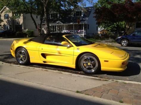 Συλλογή του χρήστη nikolaos paliousis. Sell used 1997 Ferrari 355 Spyder in Staten Island, New York, United States