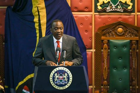 Kenya High Commission  Highlights Of The Speech By His