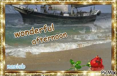 Afternoon Wonderful