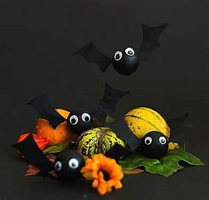 Halloween Basteln Gruselig : gruselige dekoideen halloween deko basteln kulleraugen flederm use lifestyle blog ~ Whattoseeinmadrid.com Haus und Dekorationen