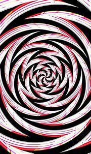 Spiral Swirl Pattern Background Abstract, Illusion ...
