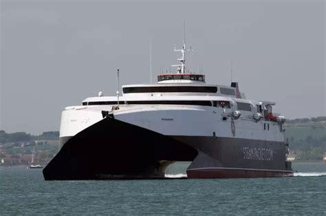 Catamaran Irish Ferries by Why Do I Often See A Catamaran Design For Ferries But Not