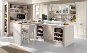 Mobili per cucina cucina laura a da lube cucine for Cucine lube arezzo