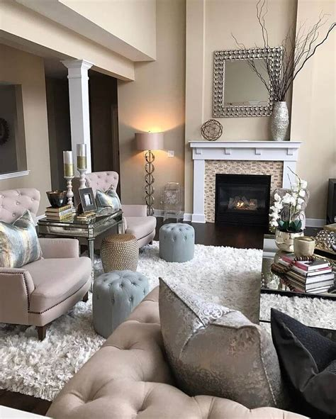 The living room is where friends gather and family reunites, as well as where you put your feet up after a long day. 23 Best Beige Living Room Design Ideas for 2020
