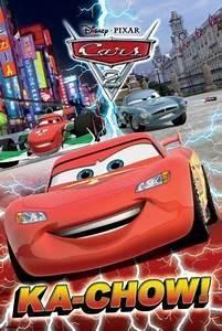 Lighting Mcqueen Birthday Party Ideas Cars 2 Pixar Metallic Foil Print 8 99 Disney Pixar