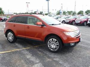 4x4 Ford Edge : sell used 2008 ford edge limited awd 4x4 3 5l v6 dvd player clean suv crossover leather in ~ Farleysfitness.com Idées de Décoration
