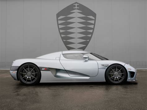 Koenigsegg Ccx Back In Action Super Sport Coupe Car