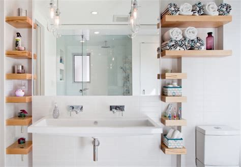 space saving products   small bathroom freshome