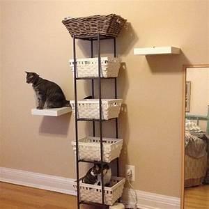 Diy Cat Tower Ikea - Easy Craft Ideas