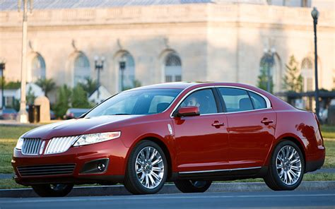 lincoln mks  drive motor trend