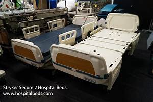 Stryker Secure 2 Hospital Bed