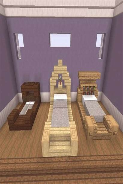 Minecraft Interior Decorations Bedrooms Bedroom Easy Amazing
