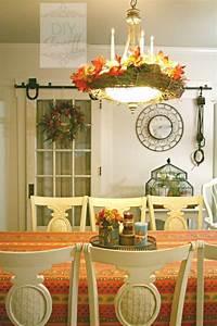 51, Beautiful, And, Cozy, Fall, Dining, Room, D, U00e9cor, Ideas