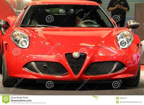 New Alfa Romeo Sportscar Editorial Photo. Image Of Icon