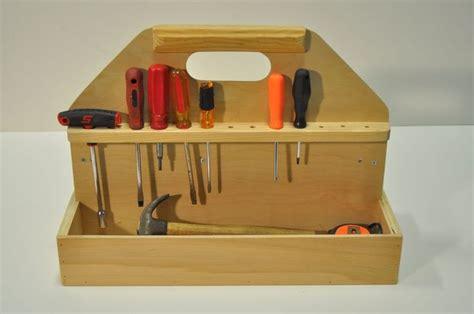simple wood toolbox
