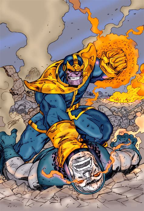 Thanos Vs Darkseid  Spacebattles Forums