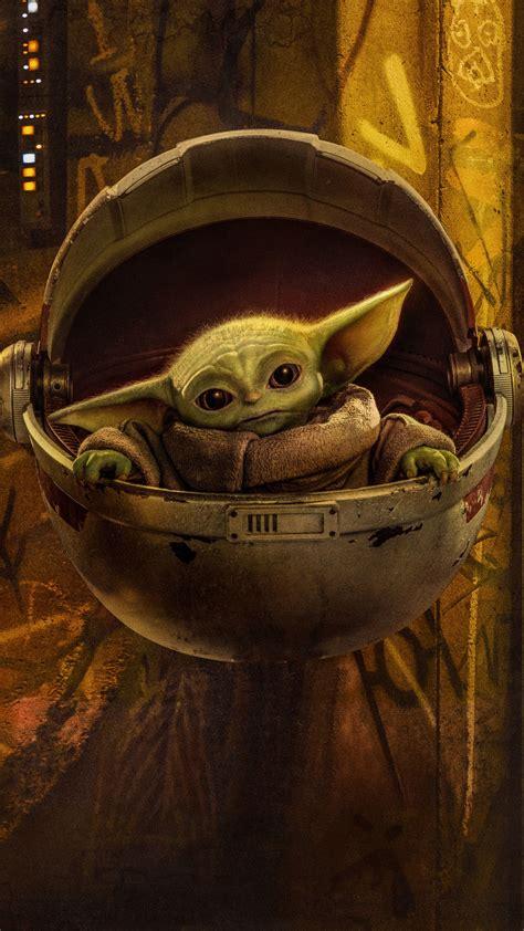 1080x1920 Baby Yoda The Mandalorian Season 2 4k Iphone 7