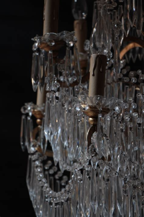 Cascading Chandelier by Cascading Chandelier In Chandeliers Lighting