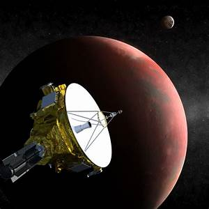 Nasa spacecraft New Horizons nears final leg of historic ...