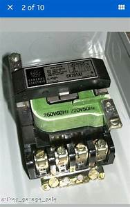 Ge Cr205a1 Magnetic Contactor Cr205a108 Nema Size 00 55