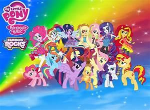 My Little Pony Equestria Girls Rainbow Rocks by TabbyKat32 ...